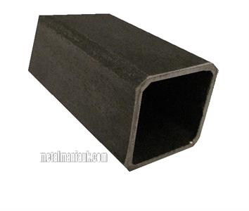 Buy Square Box Section steel 80mm x 80mm x 5mm Online