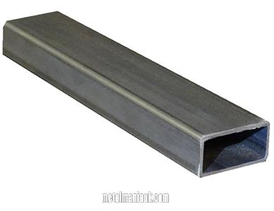 Buy Rectangular Hollow section steel 50mm x 25mm x 2mm Online