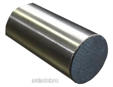 Buy Stainless steel round bar 303 spec 30mm dia. Online