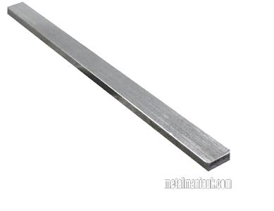 Buy Bright flat mild steel bar 20mm x 6mm Online