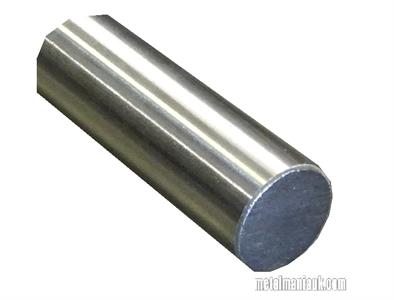 Buy Stainless steel round bar 303 spec 22mm dia Online