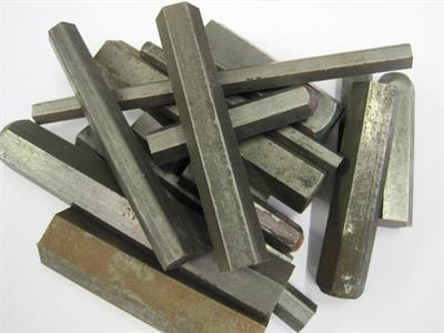 Buy Clearance box Hexagon steel offcuts-short Online