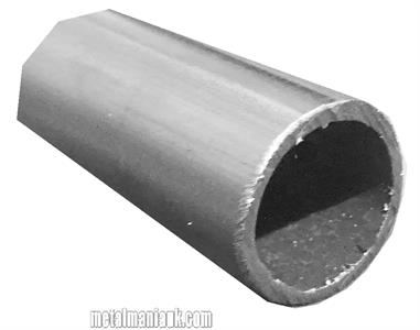 Buy Steel tube ERW 63.5mm(2 1/2)OD x 3mm wall Online
