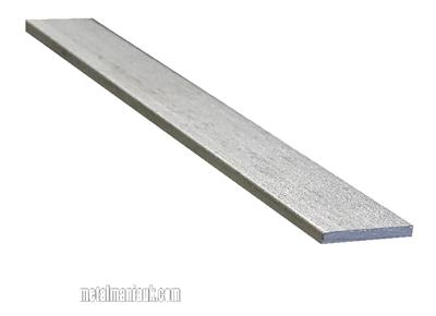 Buy Stainless steel flat strip 304 spec 25mm x 3mm Online