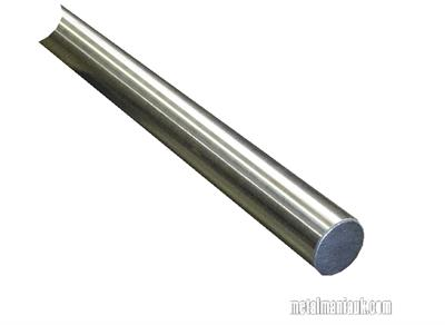 Buy Stainless steel round bar 303 spec 7/16 dia Online