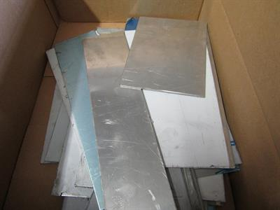 Buy Aluminium Sheet offcut 220mm x 345 mm x 3mm Online