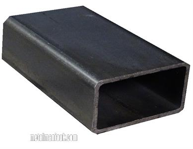 Buy Rectangular Hollow section steel 100mm x 50mm x 3mm Online
