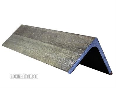 Buy Equal angle steel 75mm x 75mm x 6mm Online