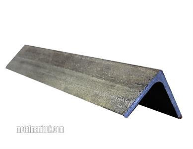 Buy Equal angle steel 50mm x 50mm x 6mm Online
