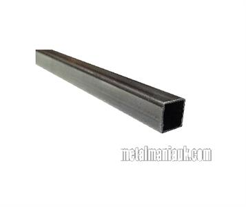 Buy Square ERW box section steel 15.8mm(5/8