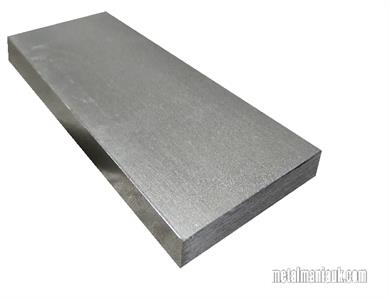 Buy Bright flat mild steel bar 70mm x 10mm Online