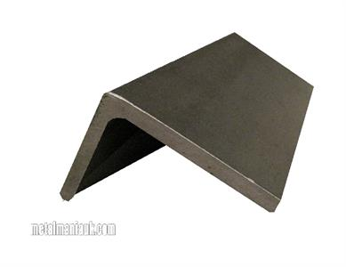 Buy Unequal angle steel 100mm x 65mm x 7mm Online