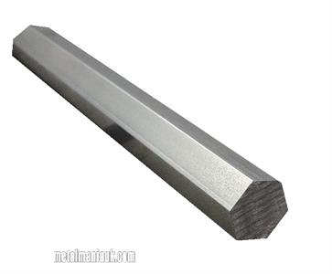 Buy Stainless steel hexagon bar 303 spec 0.710 A/F Online