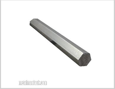 Buy Stainless steel hexagon bar 303 spec 7/16