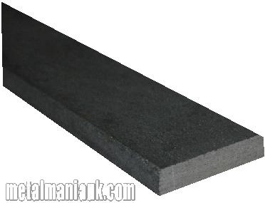 Buy Black Flat steel strip 20mm x 5mm Online