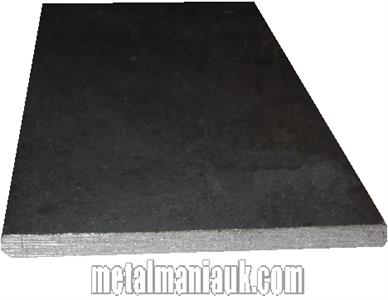 Buy Black Flat steel strip 150mm x 3mm Online