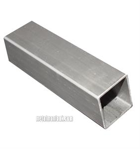 Buy Square ERW box section steel 25mm x 25mm x 2mm Online