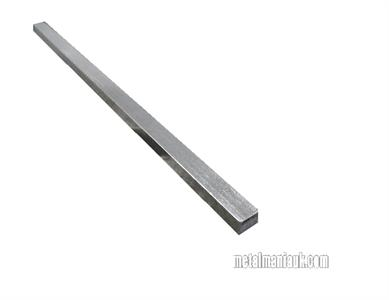 Buy Bright flat mild steel bar 1/2 x 5/16 Online