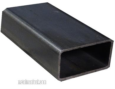 Buy Rectangular Hollow section steel 90mm x 50mm x 3mm Online