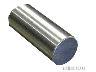 Buy Stainless steel round bar 303 spec 24mm dia Online