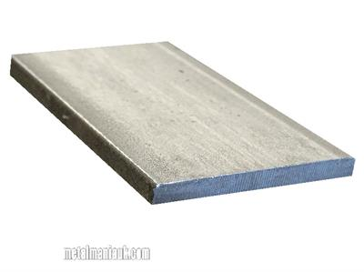 Buy Stainless steel flat strip spec 304 60mm x 5mm Online