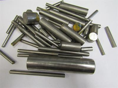 Buy Clearance box Round stainless steel offcuts-short Online