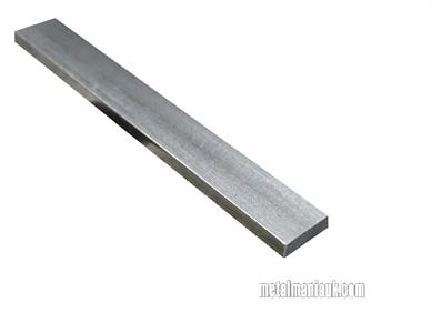 Buy Bright flat mild steel bar 1 x 1/4 Online