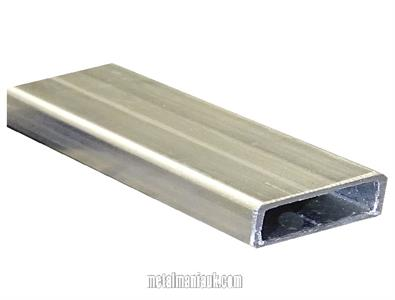 Buy Rectangular Hollow section steel ERW 60mm x 20mm x 2mm Online