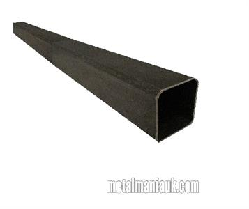Buy Square box section steel 25mm x 25mm x 2mm Online