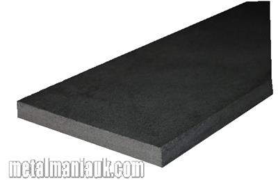 Buy Black Flat steel strip 50mm x 6mm Online
