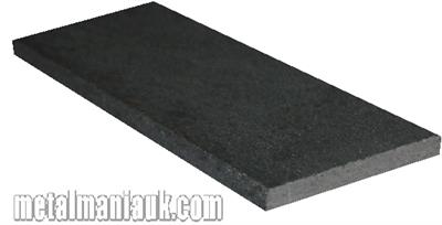 Buy Black Flat steel strip 25mm x 3mm Online