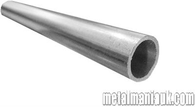 Buy Steel tube ERW 20mm O/D x 2mm Online