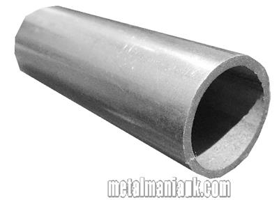 Buy Steel tube ERW 31.75mm(1 1/4) OD x 2mm Online