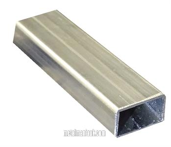 Buy Rectangular hollow section ERW 60mm x 30mm x 1.5mm wall Online