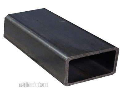 Buy Rectangular Hollow section steel 80mm x 40mm x 5mm Online