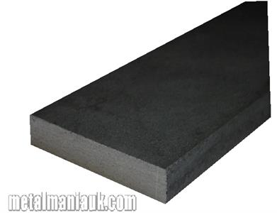 Buy Black Flat steel strip 50mm x 15mm Online