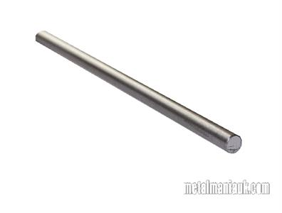 Buy Bright round bar steel 6mm dia Online