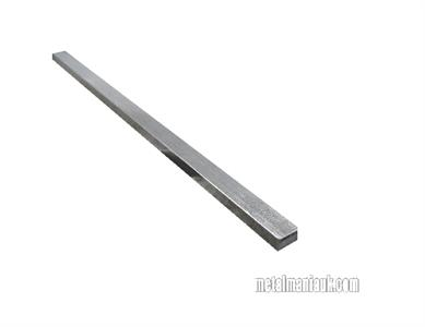 Buy Bright flat mild steel bar 1/2 x 1/4 Online