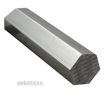 Buy Stainless Steel hexagon bar 303 spec 1
