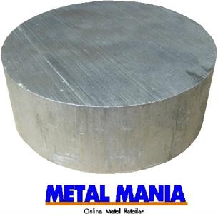 Buy Aluminium billet 5 1/2 dia x 60mm thick Online