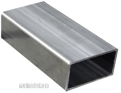 Buy Rectangular Hollow Section steel ERW 80mm x 40mm x 2mm Online