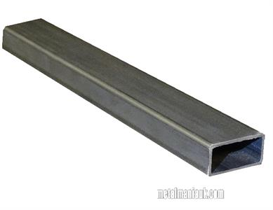 Buy Rectangular Hollow section steel 40mm x 20mm x 2mm Online