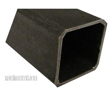 Buy Square Box Section steel 100mm x 100mm x 5mm Online