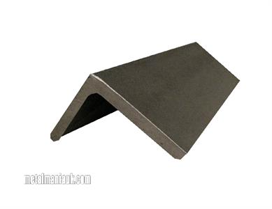 Buy Unequal angle steel 75mm x 50mm x 8mm Online