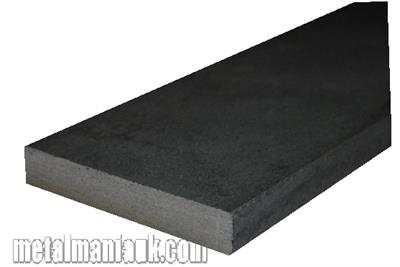 Buy Black Flat steel strip 50mm x 10mm Online