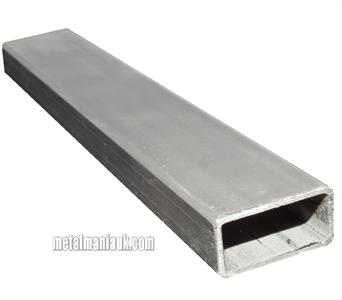 Buy Rectangular ERW hollow section steel 40mm x 25mm x 1.5mm wall Online