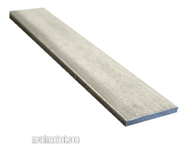 Buy Stainless steel flat strip 304 spec 30mm x 3mm Online