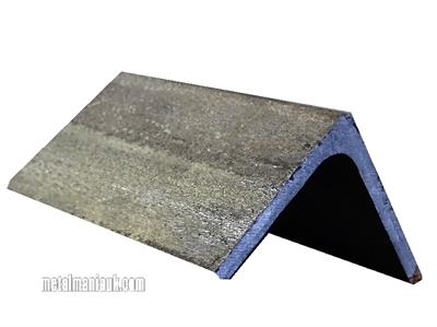 Buy Equal Angle Steel 100mm x 100mm x 6 mm Online