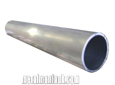 Buy Aluminium round tube 1/2