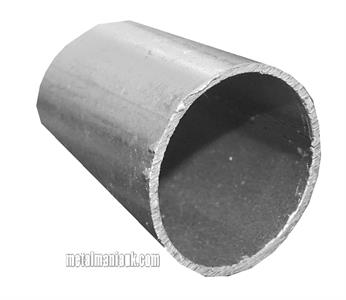 Buy Steel tube ERW 88.9mm (3 1/2)OD x 1.5 mm Online